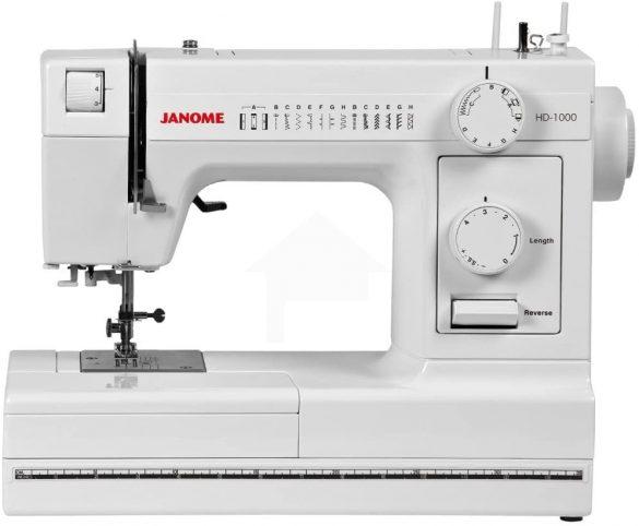 Janome HD1000 vs HD3000