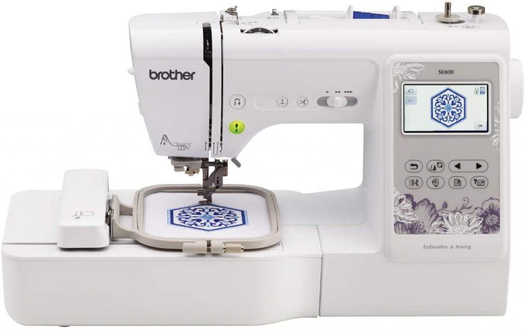 Brother SE600 VS PE535 Comparison Table